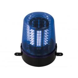 LUZ ROTATIVA CON LEDs - COLOR AZUL (12 V)  VDLLPLB1
