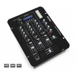 Mezclador USB/SD/MP3 SM-1621U