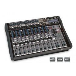 Mezclador USB/SD/MP3 SM-3512U