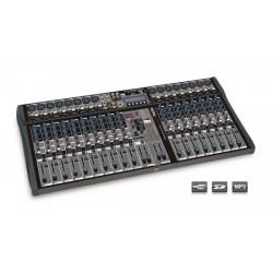 Mezclador USB/SD/MP3 SM-3520U