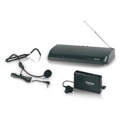 Micrófono inalámbrico de petaca VHF MSH-135
