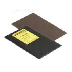 PB 100X160 PLACA POSITIVA BAQUELITA. Grosor 1,6 mm.35 micras de cobre