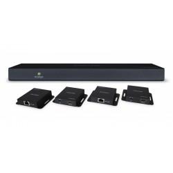 FO-14CAT4E Distribuidor/prolongador HDMI 1 x 4 por cable Cat 5e/6.