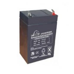 Bateria de plomo 12 V - 2.9 A, medidas 79 x 56 x 99 mm