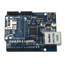 W5100 Ethernet Shield Arduino 100% compatible UNO MEGA WEB SERVER W0007