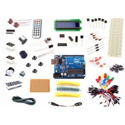 Starter KIT Básico Mini con UNO R3 Atmega328 compatible 100% Arduino cajita B034