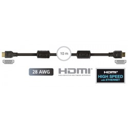 CABLE HDMI-HDMI 10 METROS FONESTAR