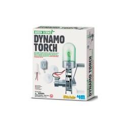 Juego científico 4M Dynamo Torch
