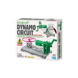 Juego 4M 5 en 1 Super Dynamo Circuit