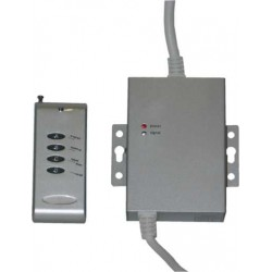 CONDMXRF4B DMX RGB LED Controlador Mando RF para rollos RGB