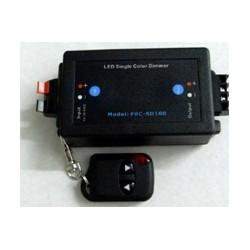 CONRF1CH  LED Controlador regulacion brillo con Mando a distancia