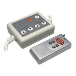 CONRF6B RGB LED Controlador con Mando a distancia RF