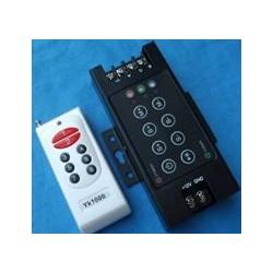 CONRF8B  RGB LED Controlador con Mando a distancia RF