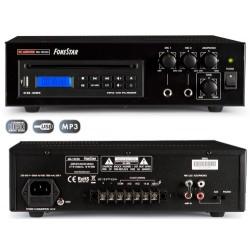 FAmplificador de megafonía CD/USB/MP3 MA-18CDU